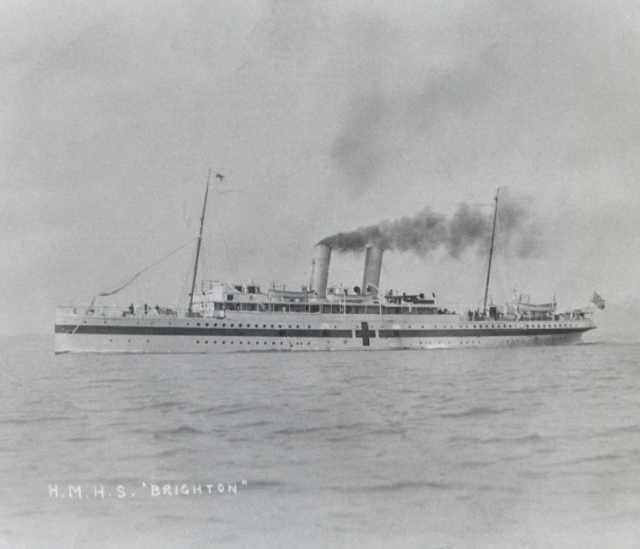 9 Brighton IV Hospital Ship