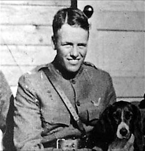 Quentin Roosevelt in Uniform 1917
